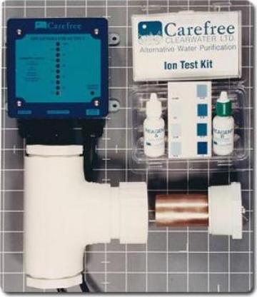 Sistem ionizare piscine cu volum intre 1-95 mc
