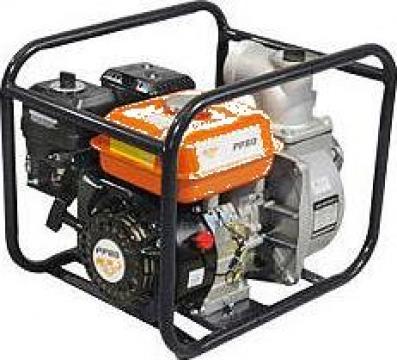 Motopompa PP80, Motor Kama, 4 timpi Putere motor - 6,5 CP de la Ivagro Srl