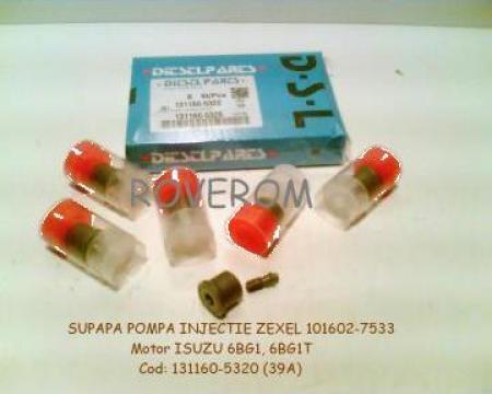 Supape (39A) pompa injectie Zexel