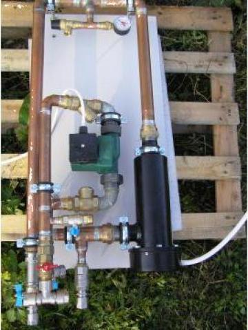 Centrala termica electrica cu electrod de la Jad Tex Srl