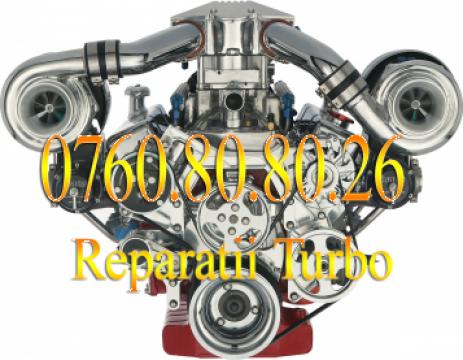 Reparatii turbosuflante Logan de la Reparatii Turbo Auto Srl