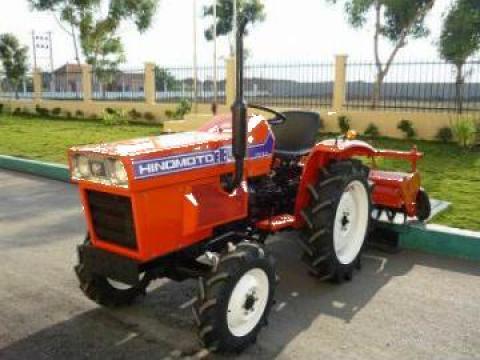 Tractor japonez Hinomoto E184 reconditionat de la Consulting 3a 2006 Srl