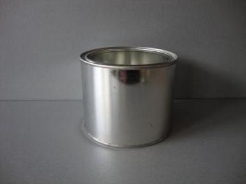 Cutie din metal pentru vopsele si lacuri 0.600ml de la Iv Trading Ltd