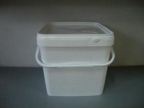 Ambalaje din plastic 10.6 l. patrat de la Iv Trading Ltd