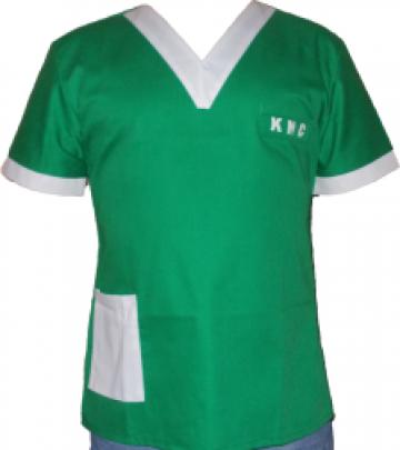 Bluza de protectie verde de la Johnny Srl.