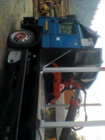 Camion Man graifer de la