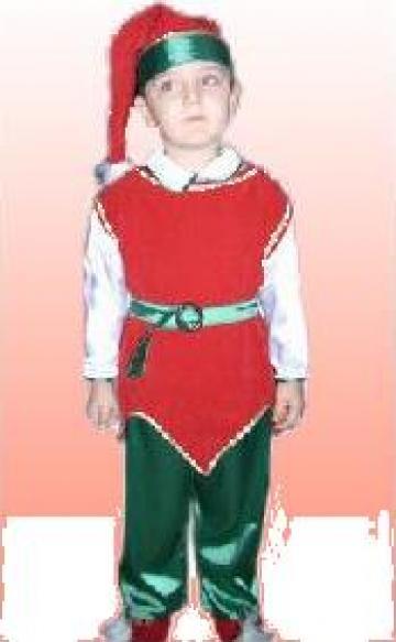 Costum spiridus de la Pfa Balan Mita