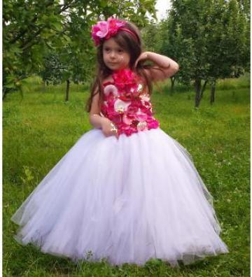 Rochita fetite Zana Florilor 56 de la Sabine Decor Shop Srl-d