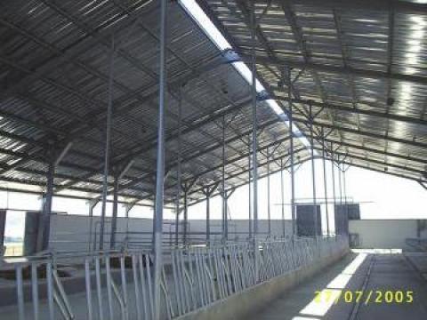 Fronturi furajare vaci Sezer de la APF Trade Srl