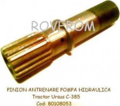 Pinion antrenare pompa hidraulica Ursus C-385, Zetor