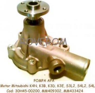 Pompa apa Mitsubishi S4L2, K3A, Caterpillar E305, Volvo EC35