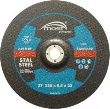 Disc abraziv de slefuire 230x6,5x22,2 de la Impuls Distrib