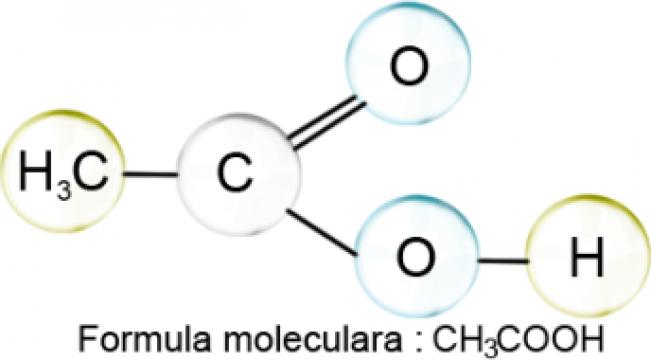 Acid acetic 80 % pa - 25 L