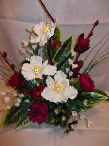 Ornamente Flori Artificiale Aranjamente Iasi Tibi Liv Trans