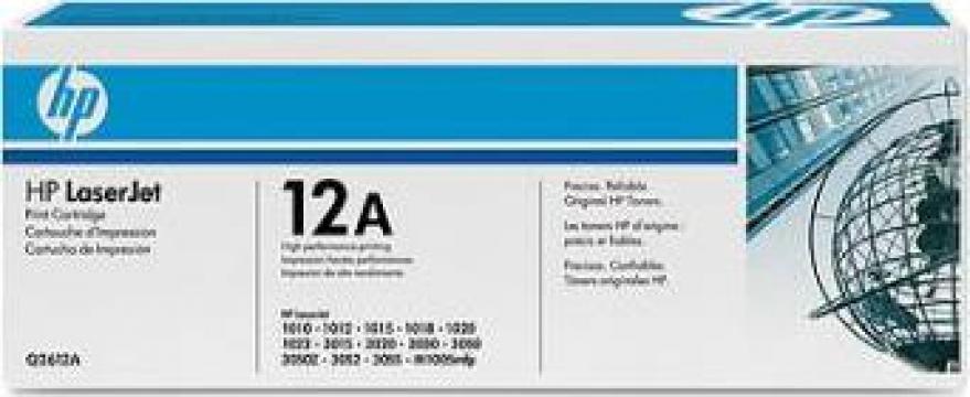 Cartus compatibil Hp Q2612A de la Copy Tech Serv Srl