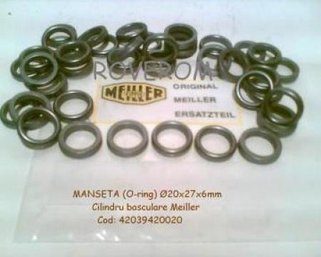 Manseta (20x27x6,4mm) cilindrii basculare Meiller
