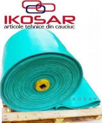 Covor cauciuc electroizolant de la Ikosar Srl