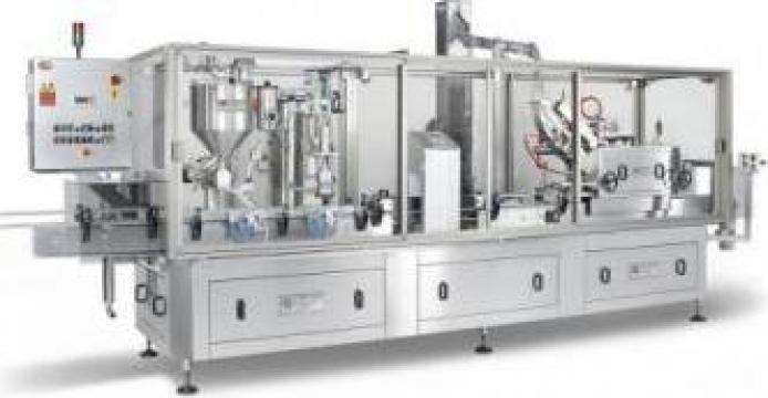 Dozator Monobloc pentru dozare lichid de acoperire DCC