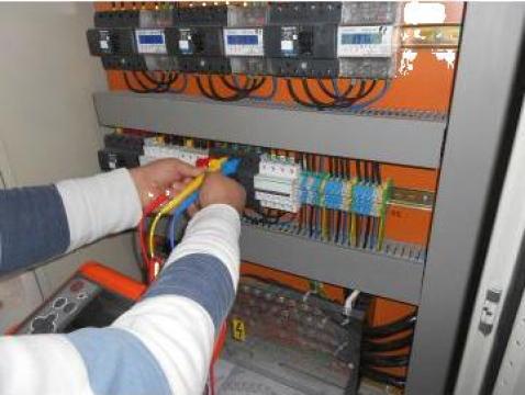 Verificari instalatii electrice, Bucuresti de la Alc Electrical Testing Srl