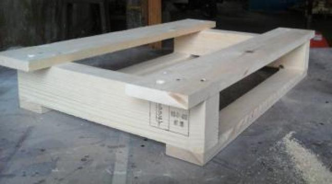 Paleti, ambalaje din lemn