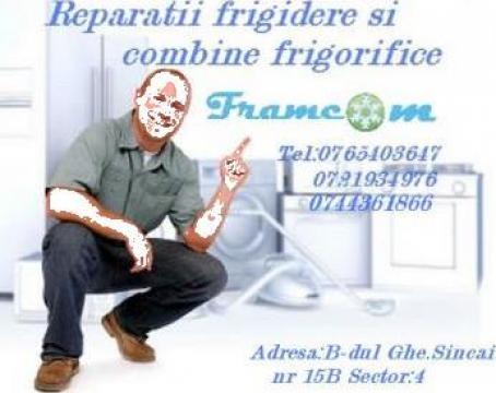 Reparatii frigidere si combine frigorifice de la Framcom