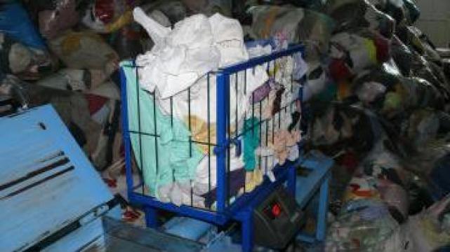 Lavete industriale de bumbac de la Sidepo Global SRL