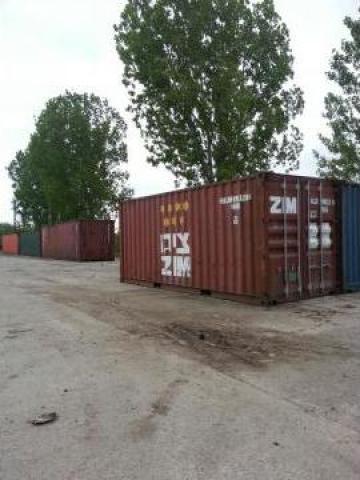 Containere maritime pentru depozitare de la Containere Romania