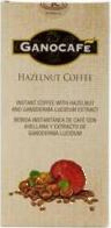 Cafea Ganocafe Hazelnut de la PFA Florea Florin Robertino