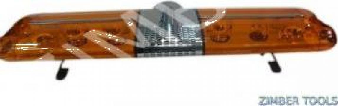 Rampa luminoasa girofar - 12V 120-31 de la Zimber Tools