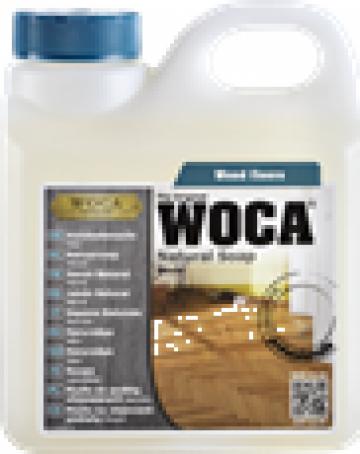 Detergent pt curatarea lemnului uleiat Natural Soap