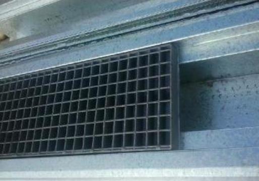 Componente pentru aerarea silozurilor