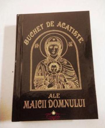 Carte, Buchet de acatiste inchinate Maicii Domnului
