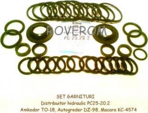 Garnituri distribuitor TO-18, TO-30, DZ-98, KC-4574