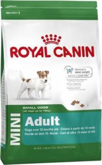 Hrana caini Royal Canin Mini Adult, 8kg de la Petshop Boutique