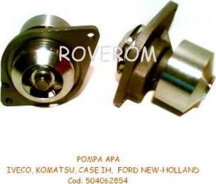 Pompa apa Komatsu 4D104, Komatsu WB93R, WB97R, Iveco