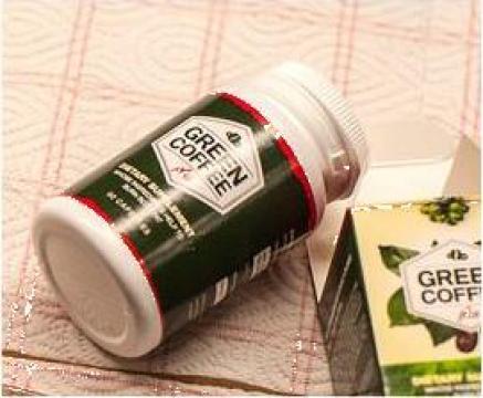 Supliment alimentar pentru slabit Green Coffee Plus