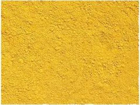 Pigment Oxid galben de fier