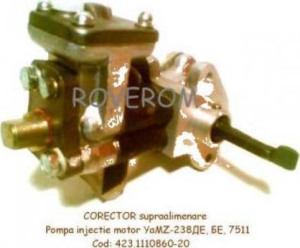 Corector supraalimentare pompa injectie motor YaMZ-238DE de la Roverom Srl