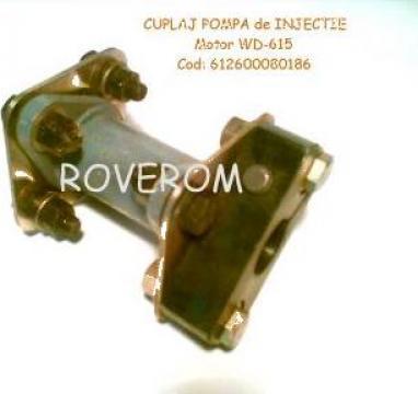 Cuplaj pompa de injectie motor Weichai WD615
