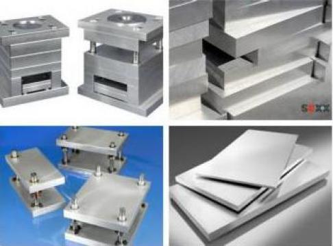 Placi aluminiu laminate