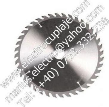 Panza circulara 500 X 30 mm 60Z de la Electrofrane