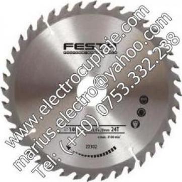 Panza circulara placata 190 x 30 mm 40Z de la Electrofrane