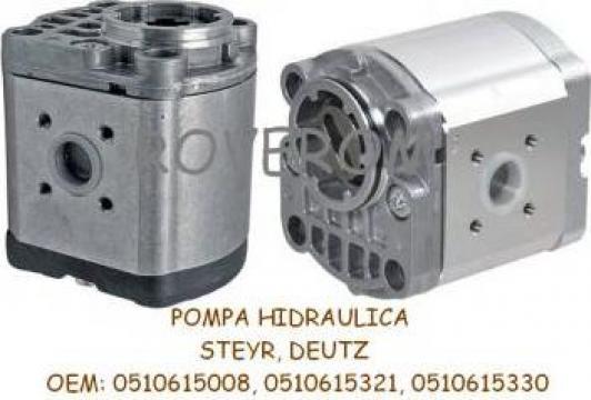 Pompa hidraulica Steyr, Deutz, Renault de la Roverom Srl