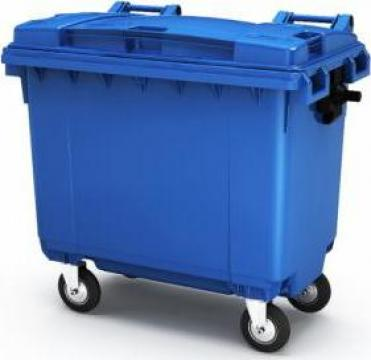 Eurocontainer HDPE 660L