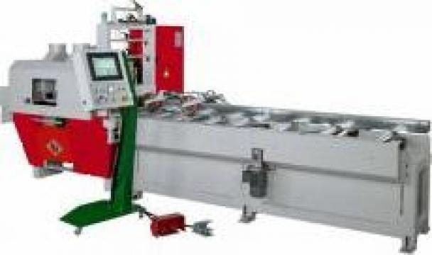 Circular multilama Winter Multimax 340 M2 Optimizing de la Seta Machinery Supplier Srl