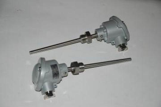 Termorezistente perechi Pt500 / Pt1000 / Pt100 - contorizari de la Termoelectric - Producator