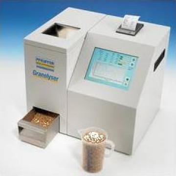 Analizor cereale multiparametru Granolyser de la Aparatura De Laborator - Sartorom