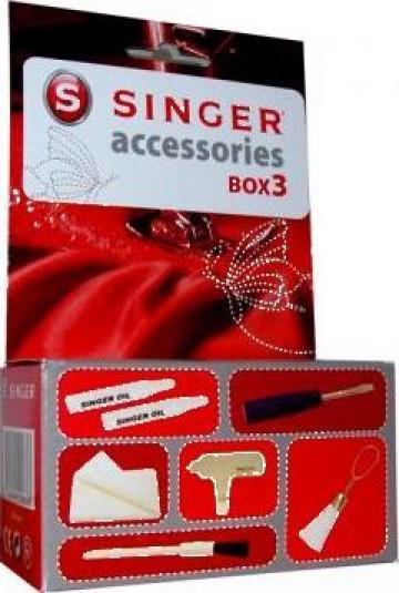 Set accesorii masini de cusut Singer-Box 3