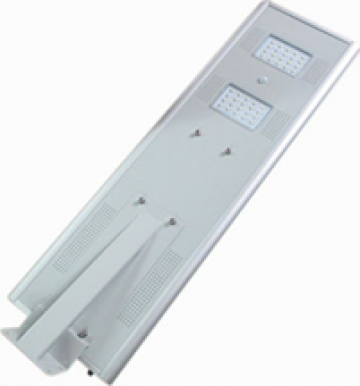 Corp compact de iluminat solar 60W-LED 30W de la Samro Technologies Srl
