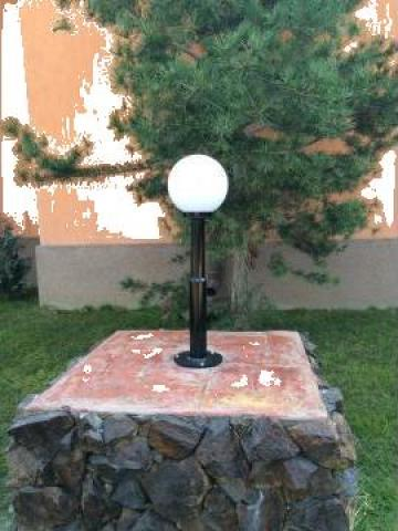 Stalp iluminat ornamental de la Ralmetal Remad Srl